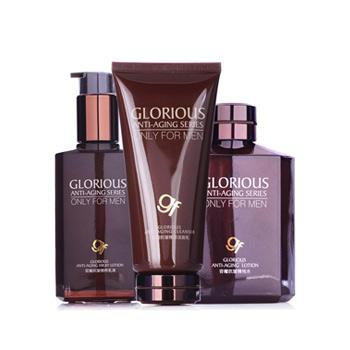 棕瓶强肤滋润护肤3件套